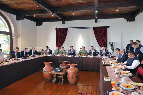 Se estrechará coordinación con municipios de cara al proceso electoral: GCM