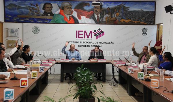 """IEM acepta separación del PES de la coalición """"Juntos Haremos Historia"""""""