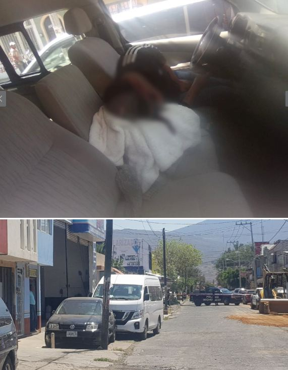 Ejecutan a conductor de camioneta en Zamora