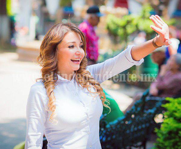 Propuestas firmes y reales  Eréndira Castellanos ganó el debate de candidatos a la Diputación Federal