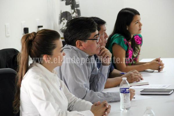 Eréndira Castellanos respondió a invitación del Observatorio Regional Zamora