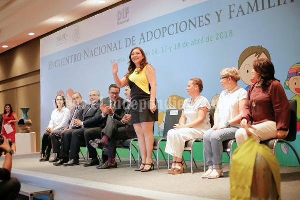 Congreso, comprometido con los derechos de las niñas, niños y adolescentes: Noemí Ramírez