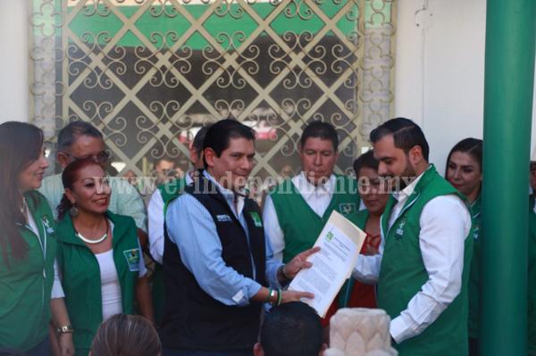 Ciudadanos deben apostar a juventud, es momento de conocer rostros nuevos: Guillermo Méndez