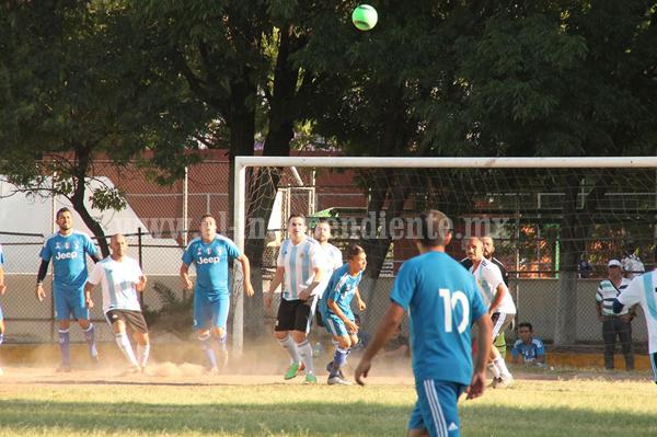 Por finalizar Torneo de futbol de trabajadores del Ayuntamiento de Zamora