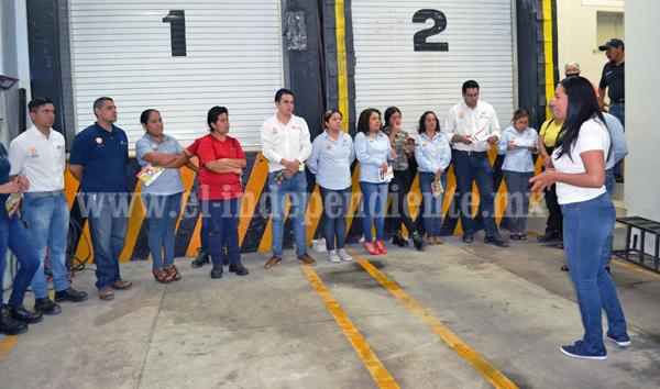 Impulsaremos y apoyaremos las empresas locales: Adriana