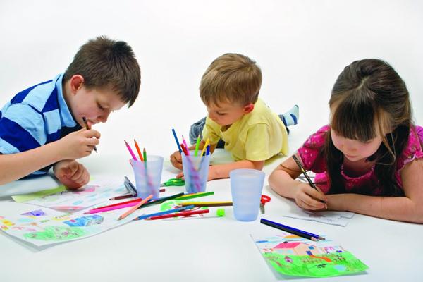 Convocan al tercer concurso regional de dibujo infantil