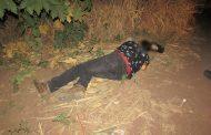 Hallan cadáver baleado en el Camino del Rio Nuevo de Zamora