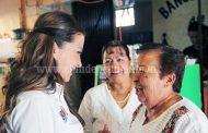 Las mejores propuestas y perfil para la Diputación Federal son de Eréndira Castellanos