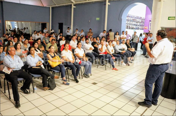 Compromete Rubén Nuño apoyo a emprendedores, gestión para instalar aeropuerto y desarrollo de Zamora