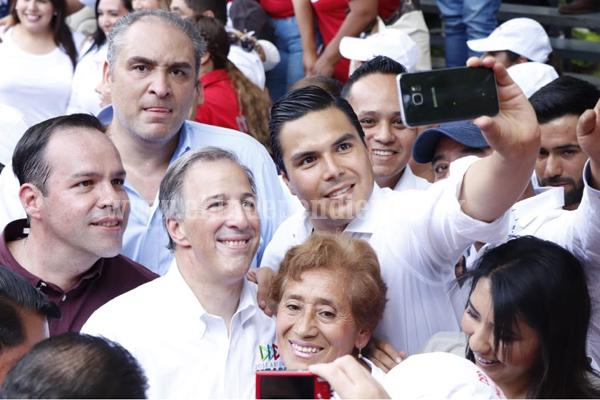 Tercer debate posiciona a Meade como el candidato más fuerte: Sergio Flores
