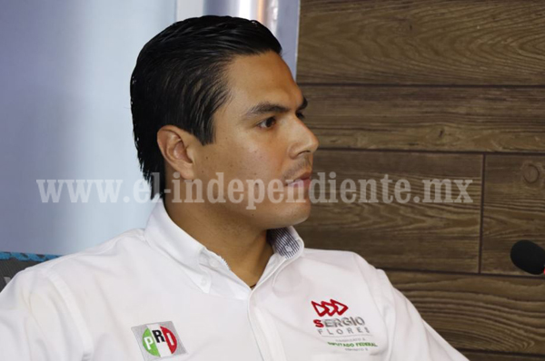 Impulsará Sergio Flores contralorías autónomas en los municipios