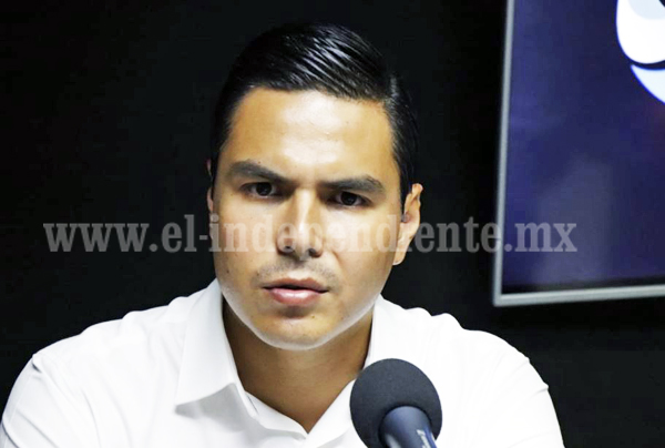 Llama Sergio Flores a garantizar seguridad en proceso electoral; atentados no pueden quedar impunes