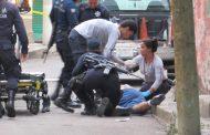 Grave hombre tras ser baleado en el Centro de Jacona