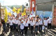 """""""Hasta el último día permitido recorreré municipios del distrito"""""""