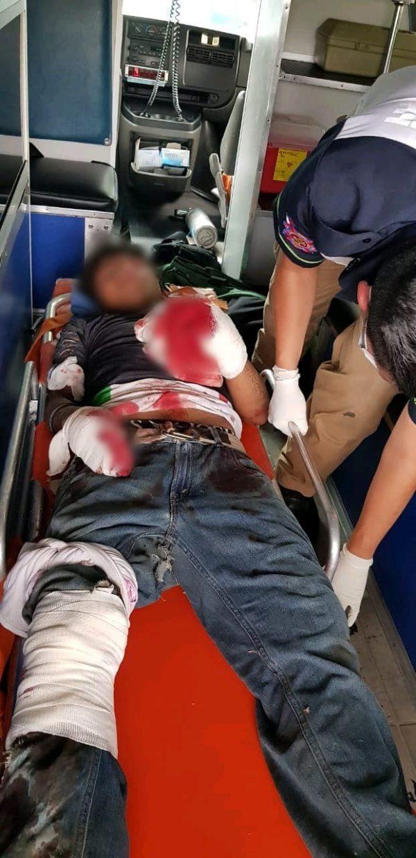 Grave menor de edad tras ataque con explosivos en Zamora