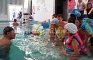 Iniciarán cursos de verano en la Alberca Municipal