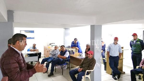 Martín Arredondo externo que su experiencia municipal lo respalda