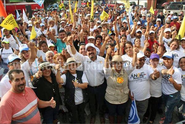 Ángel Macías está comprometido con el desarrollo de Plaza del Limón