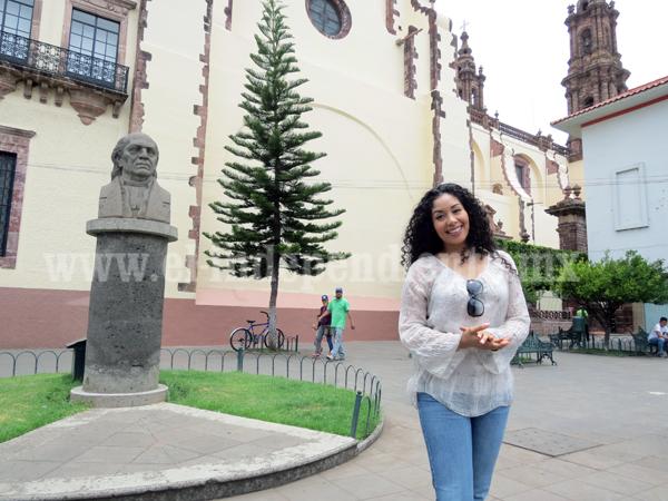 Sociedad debe perder apatía a conocer disciplinas como la música: Zayra Ruiz Bermejo