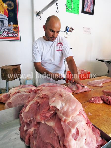 Vuelve a subir precio de la carne en tablajerías locales