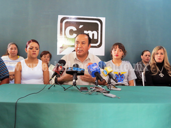 """""""Con Julio Castellanos ni a la esquina voy; que quede claro, sigo siendo de MC"""""""