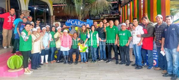 Isidoro Mosqueda impulsara turismo y servicios del sector