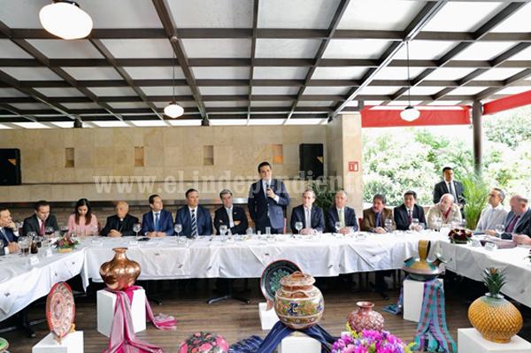 Reconoce CCE a Gobierno de Michoacán por apertura al diálogo