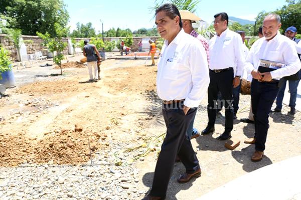 Supervisa Gobernador obras en San Lucas