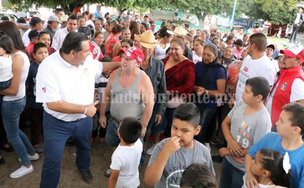 Rubén Nuño abrirá la puerta a la inversión industrial