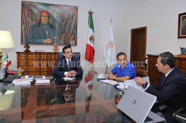 Crearán Fideicomiso para Impulsar Energía en Michoacán