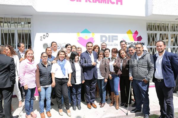 Avanza Michoacán en protección de los derechos de niñas, niños y adolescentes