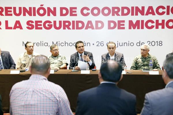 Avante, la estrategia de seguridad en proceso electoral: GCM