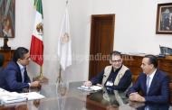 Gobierno del Estado y OEA, por jornada electoral en paz
