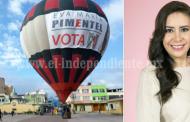 Buscará Eva María Pimentel terminar con 20 años de cacicazgo con voto ciudadano el 1 de julio
