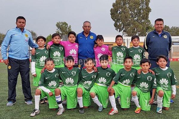 Niños jaconenses probaran  su talento en el Club América