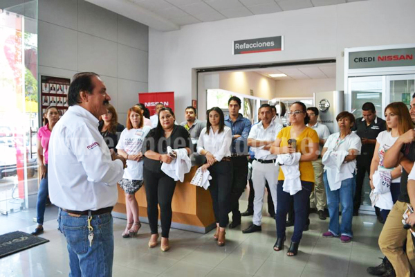 No seamos sólo observadores, es el momento de exigir un gobierno justo: Samaguey Cárdenas