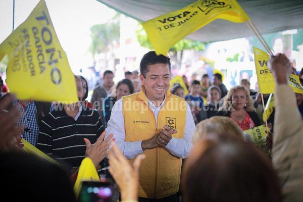 Toño García, por un voto razonado e informado