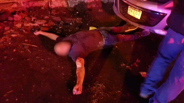 Matan a hombre de nueve balazos en Zamora