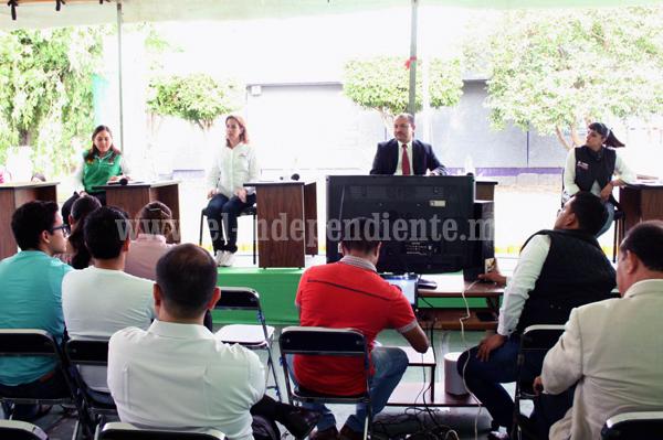 Candidatos a Diputados Locales exponen propuestas en el Tec Zamora