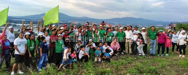 """""""Sectores vulnerables serán mi prioridad"""": Isidoro Mosqueda"""