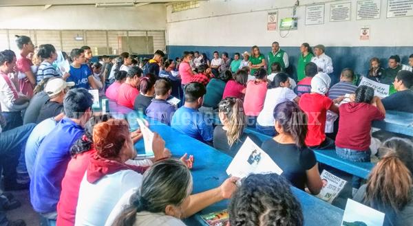 """""""Los productores  tendrán todo mi respaldo para seguir reactivando economía de Jacona"""""""