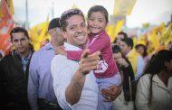 Tengo la experiencia para representar a Michoacán en el Senado: Toño García