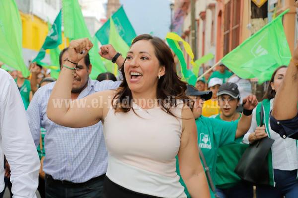 Con propuestas contundentes y resultados comprobados, Noemí Ramírez ganó debate