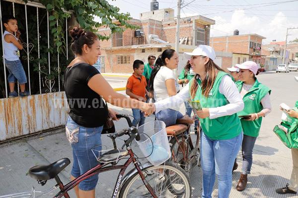 Chaparaco tendrá Casa de Salud con gestión de Noemí Ramírez