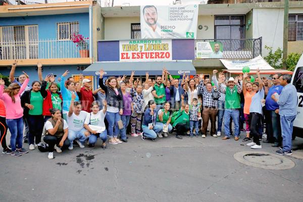 Transportistas se suman al proyecto por Zamora de Noemí Ramírez