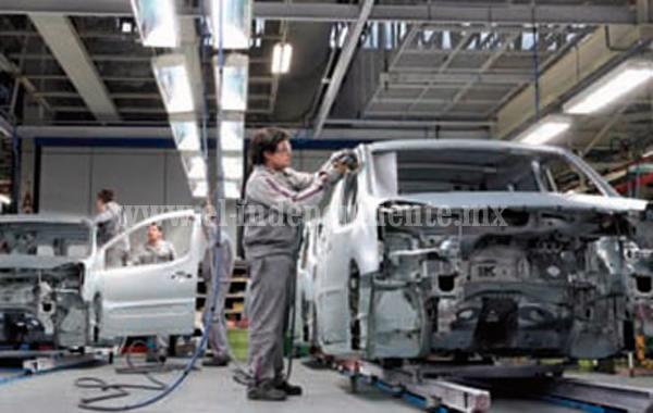 Michoacán, con alto potencial en la industria metal mecánica y automotriz