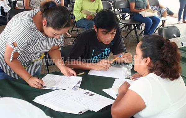 Arrancan las Ferias de Empleo en Michoacán