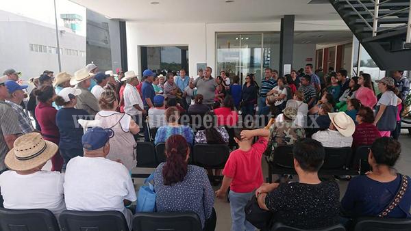 Habitantes de Ario y autoridades unirán fuerzas para combatir delincuencia en comunidad