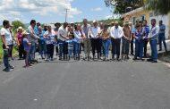 Ayuntamiento realiza importantes obras en San Antonio Ocampo