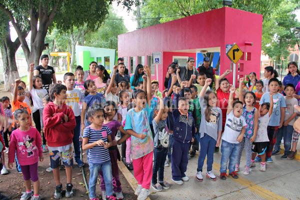 """70 niños participan en el curso de verano """"Ama y Cuida tu Planeta"""""""